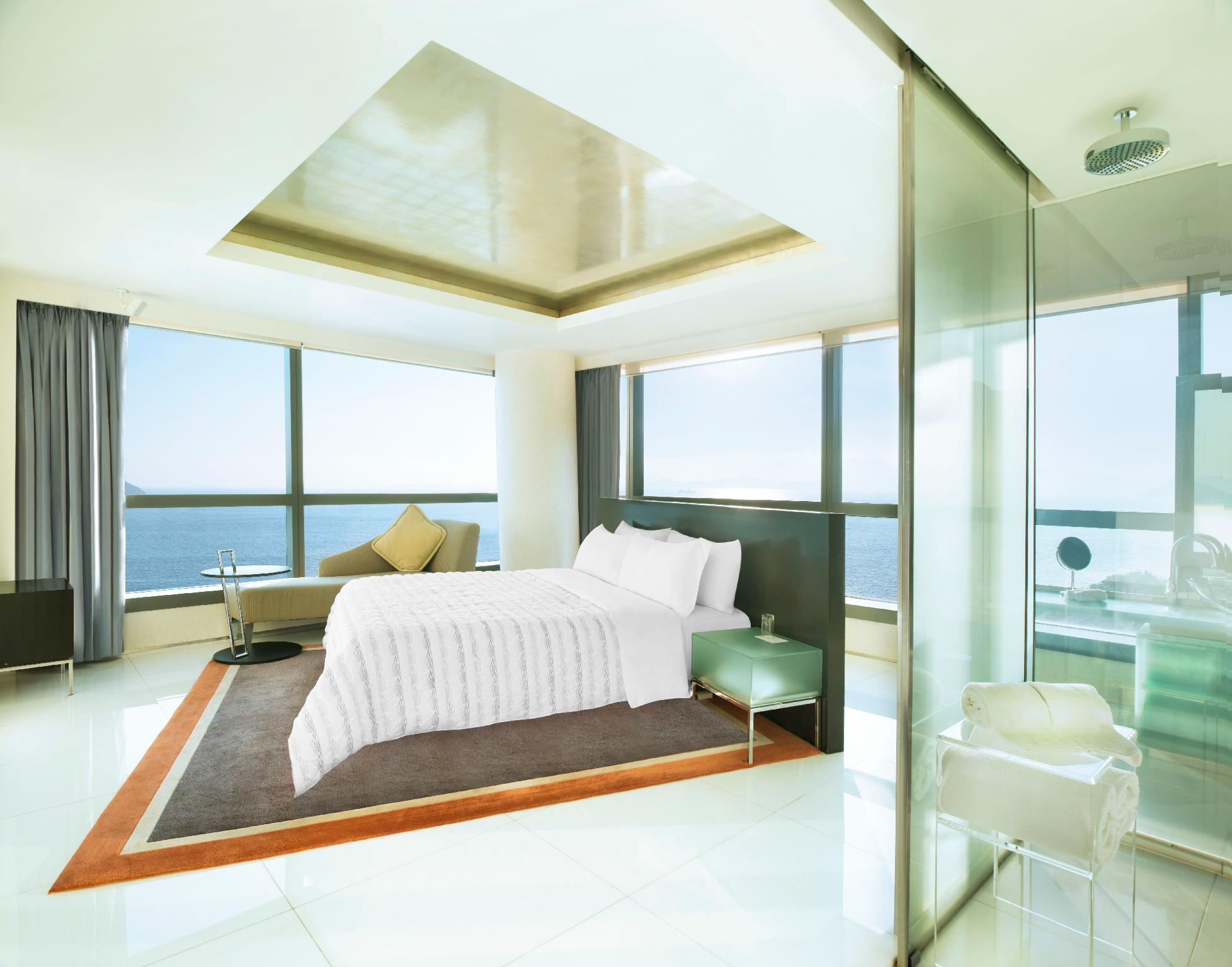 Bayside Premier Suite, 1 Bedroom Larger Suite, 1 King