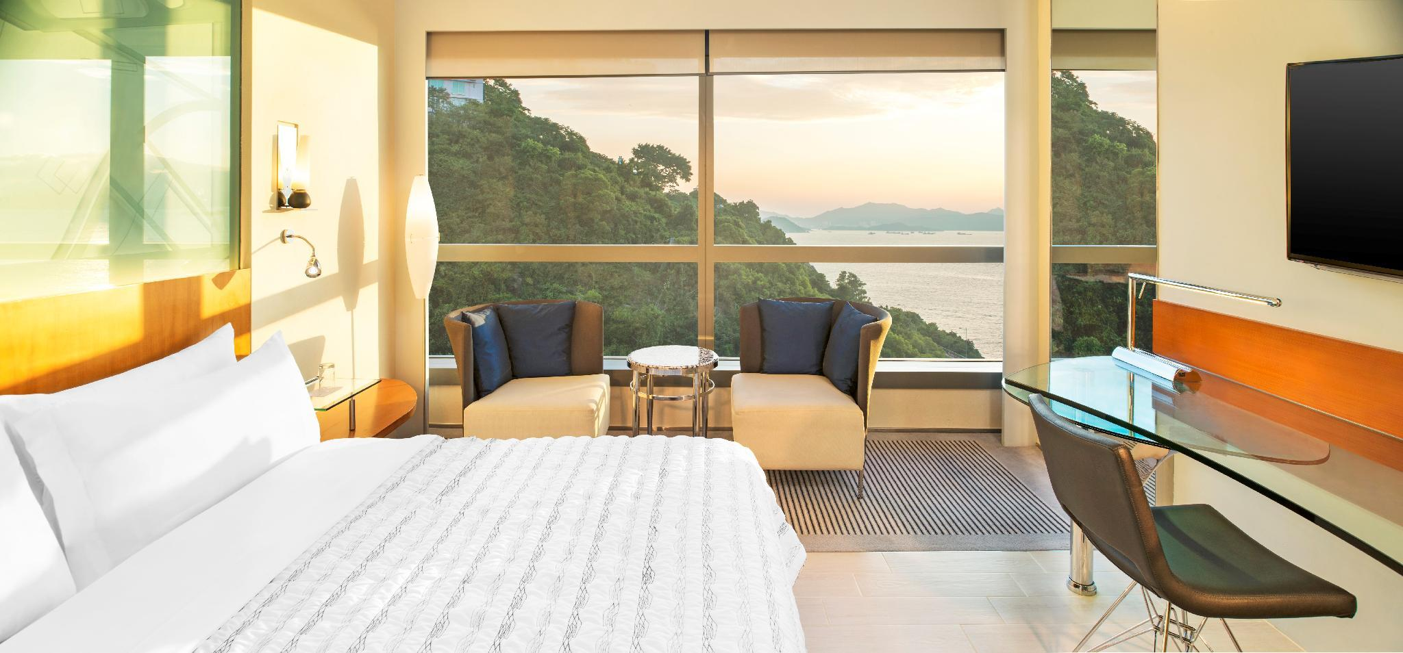 Smart Ocean Room, Guest room, 1 King, Ocean view