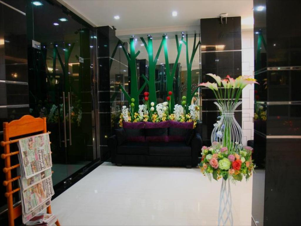 Lobby Ido Boutique Suite