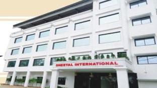 Hotel Sheetal International Rain Basera