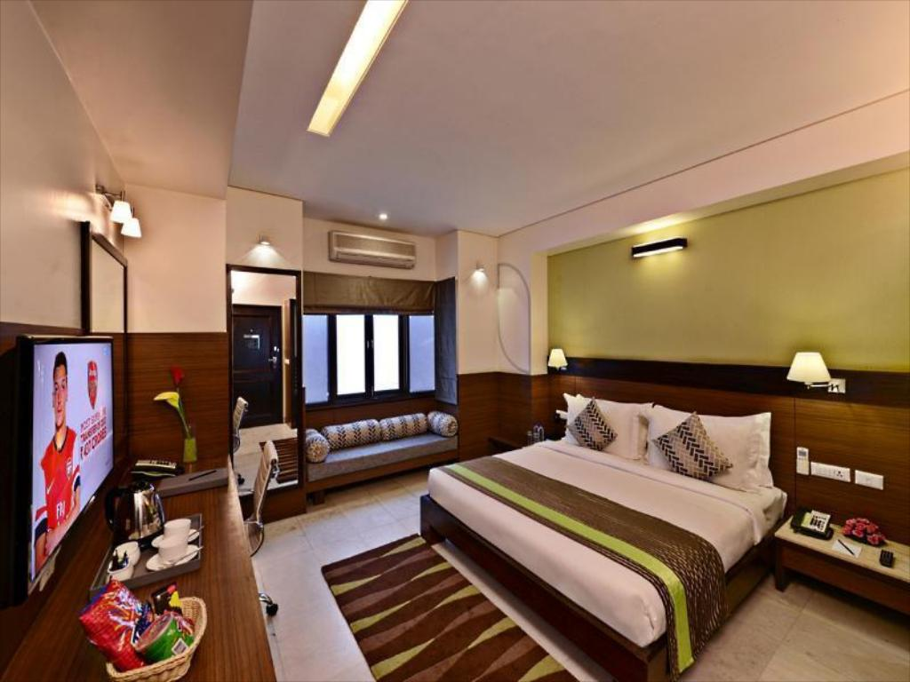 Hotel oci Leisure Inn Grand Chanakya