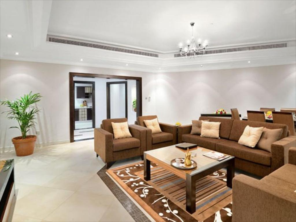 Interior view Al Majaz Premiere Hotel Apartments