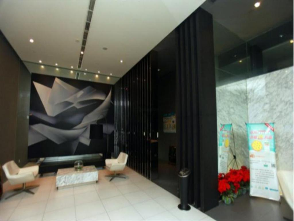 Lobby Goldmet Inn Chengdu Baiguolin Subway Station Branch