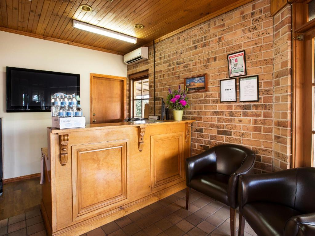 Macquarie Inn Motel in Dubbo - Room Deals, Photos & Reviews