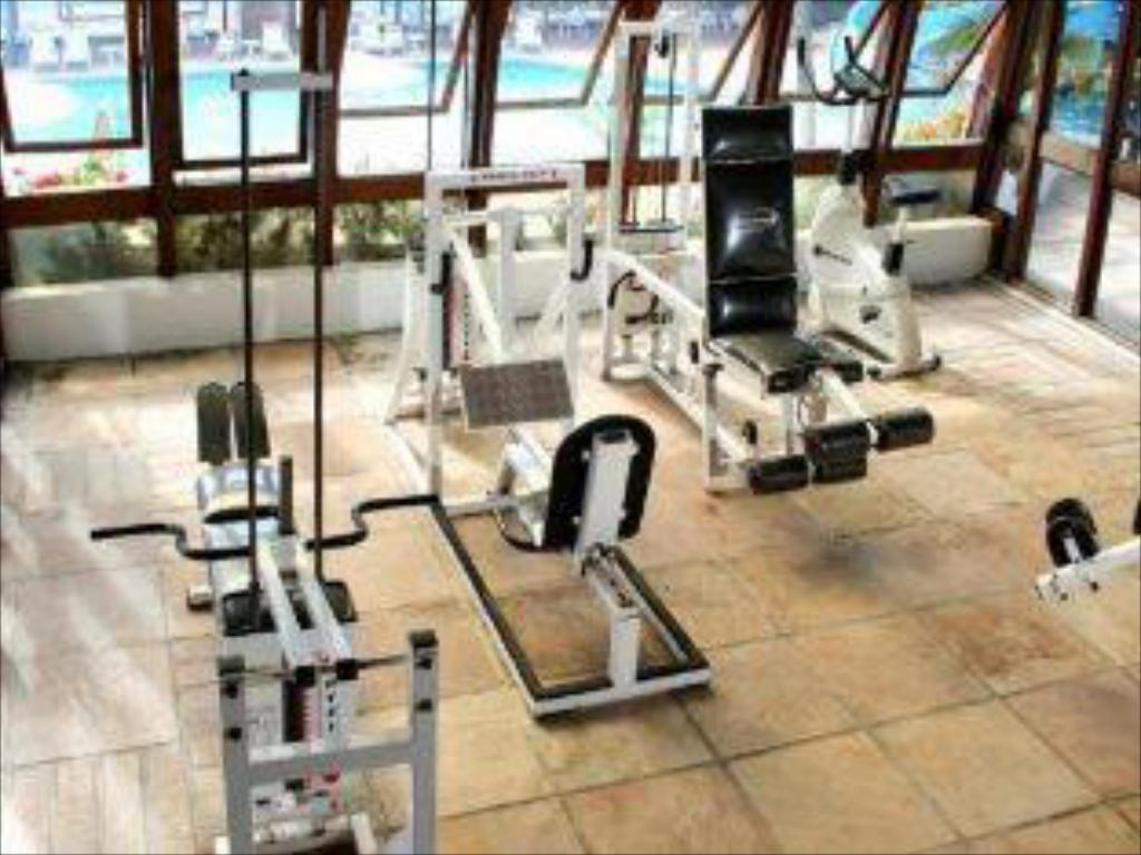 Fitness center Porto Seguro Praia Resort - All Inclusive