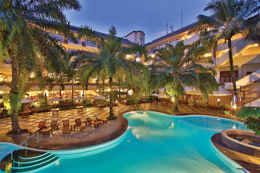 Das The Jayakarta Bandung Suite Hotel Spa In Bandung Buchen