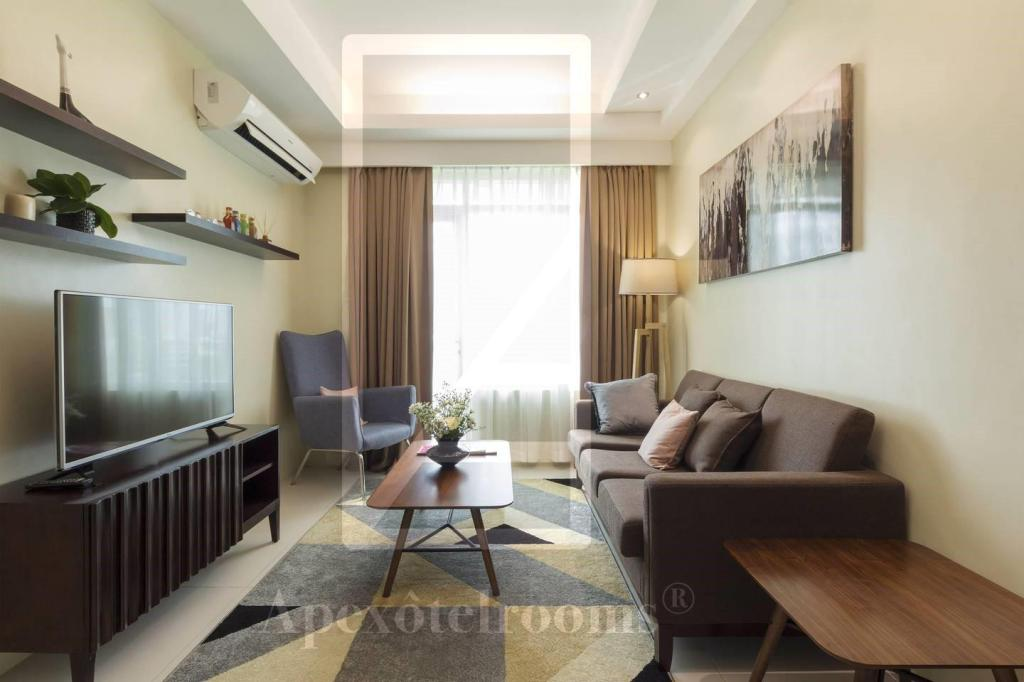 Interior view Ayala Hotel Apartment Best Deluxe Elite Prime Home