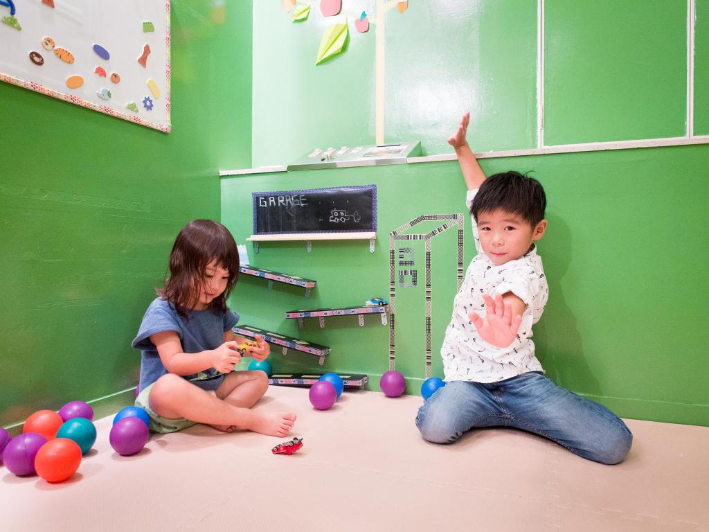Kid's club Khaosan World Asakusa Ryokan & Hostel