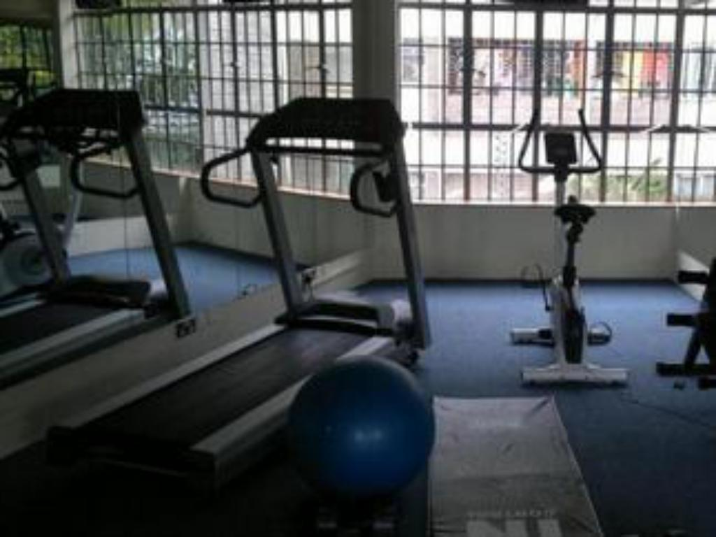 Fitnesscenter Batians Peak Serviced Apartments