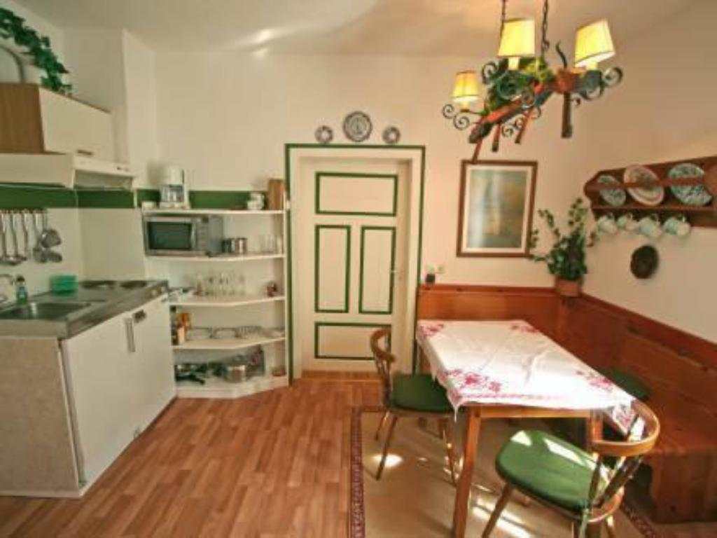 One-Bedroom Apartment - Kitchen Tritscher