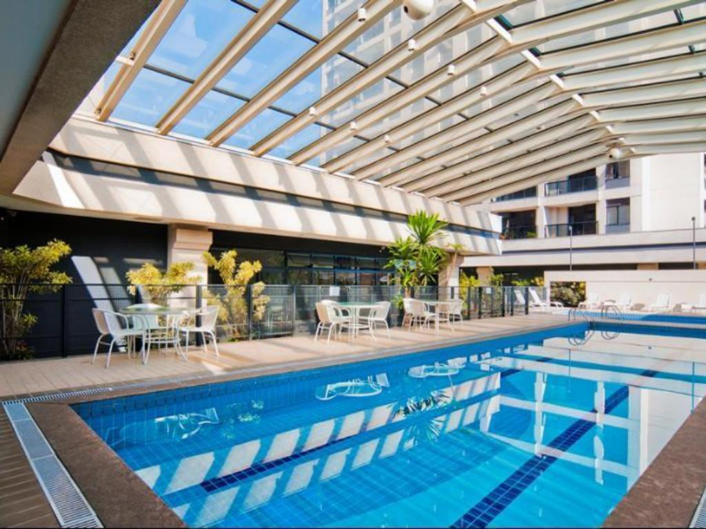 Swimming pool Nobile Suites Congonhas