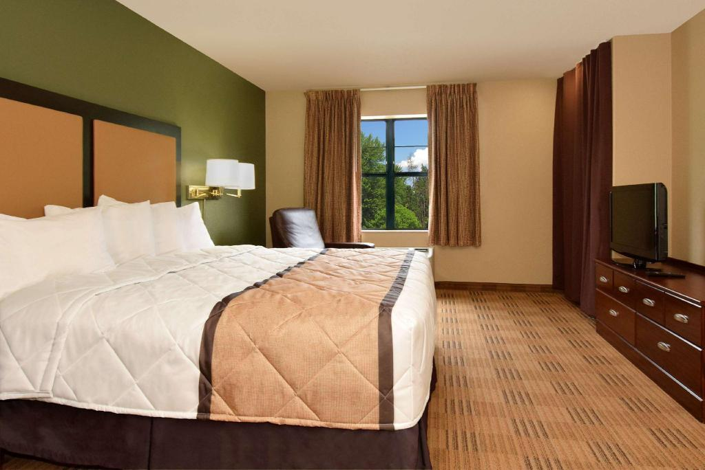 Studio King Non-Smoking - Guestroom Extended Stay America Houston  Westchase  Richmond