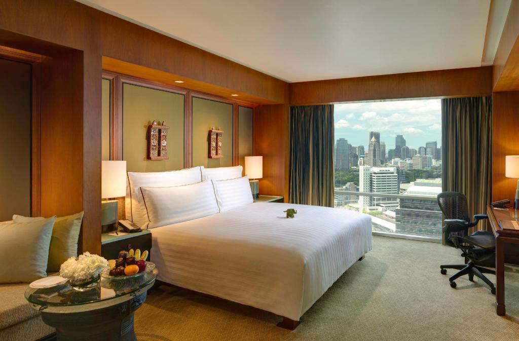 Executive King - Bed Conrad Bangkok