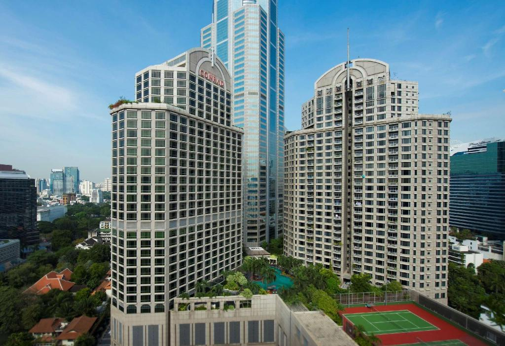 More about Conrad Bangkok