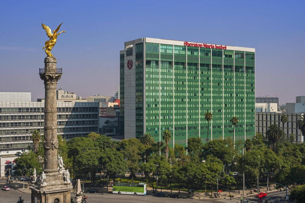 Vedere exterior Sheraton Mexico City Maria Isabel Hotel