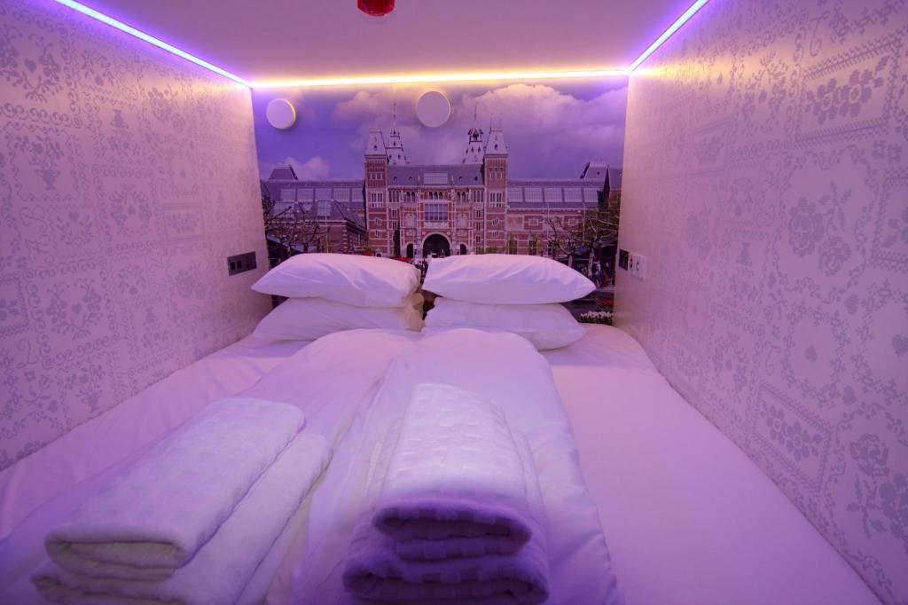 De Bedstee Capsule Hotel Amsterdam Agoda Com