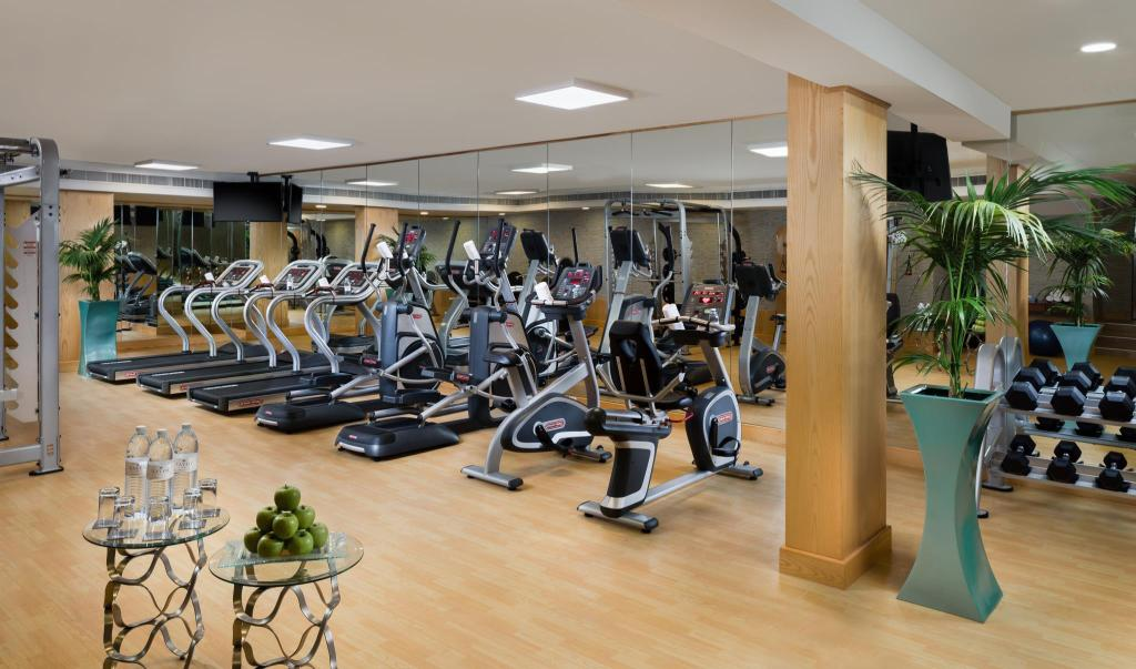 Fitnesa centrs Savoy Crest Hotel Apartments