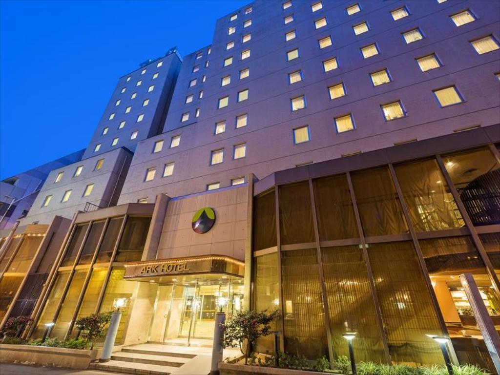 More about Ark Hotel Osaka Shinsaibashi