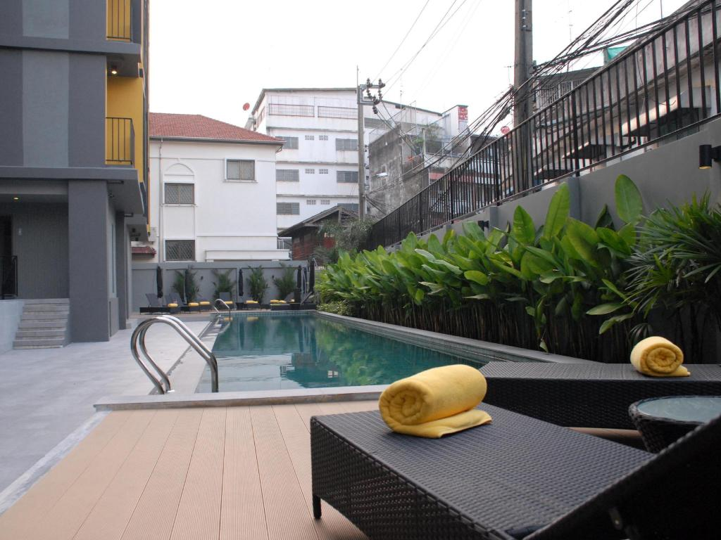 Swimming pool [outdoor] Isanook Bangkok