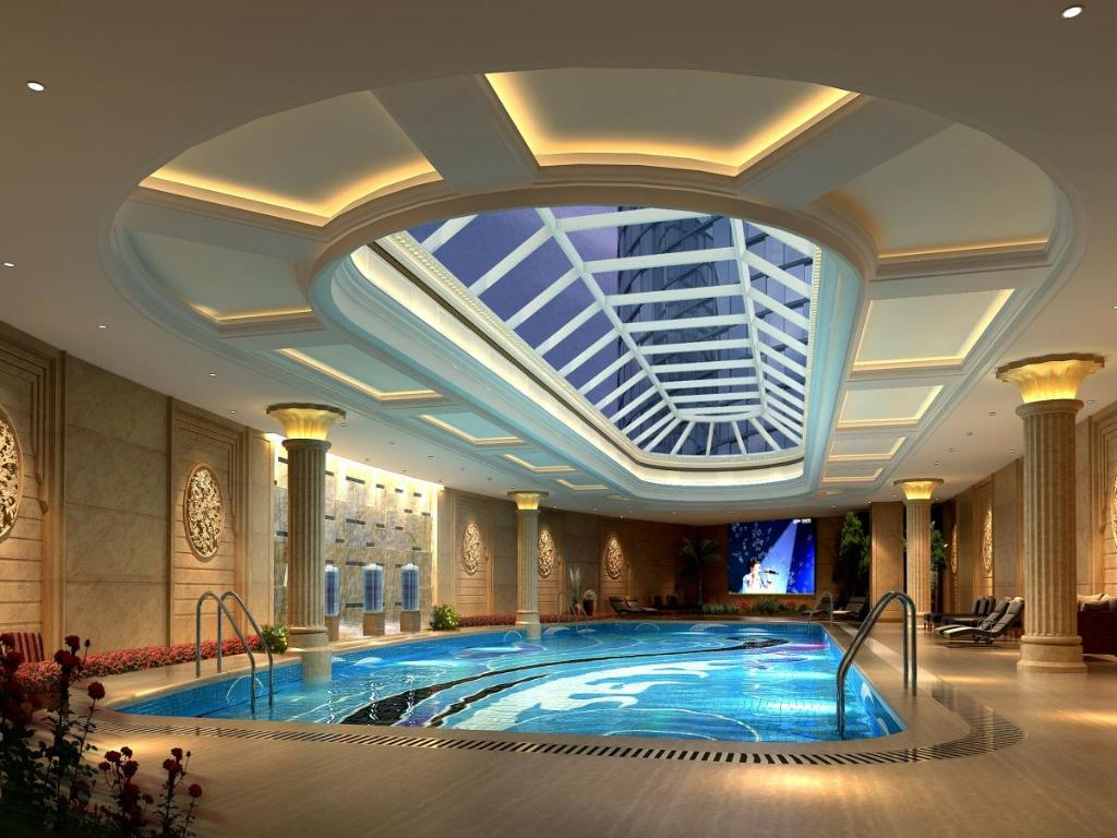 Schwimmbad Nanchang Galactic Classic International Hotel