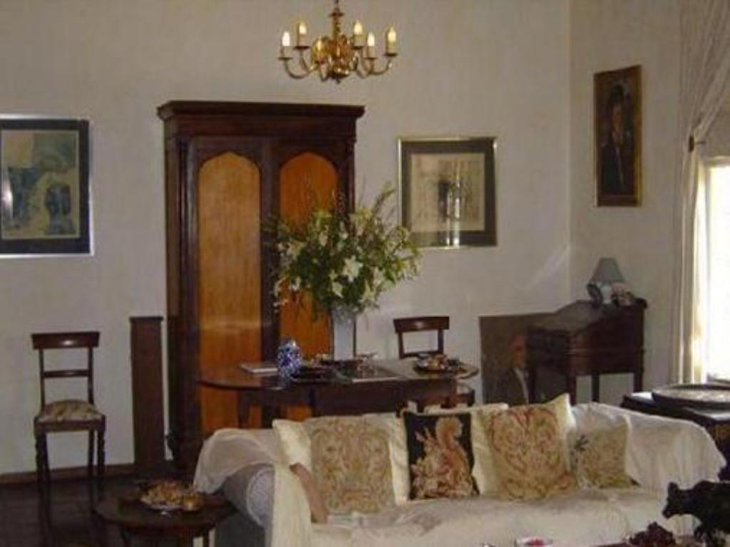 Interior view De Kuilen Country House