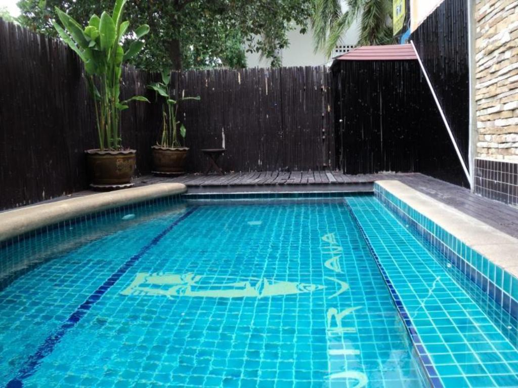 Swimming pool [outdoor] Nirvana Boutique Suites Hotel