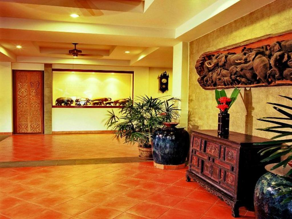Lobby Chang Buri Resort & Spa
