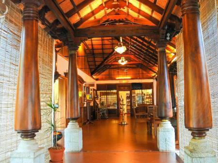 Lobby Backwater Ripples Kumarakom