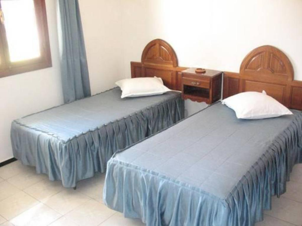 Standard Twin Room La Rose de Amghouz B & B