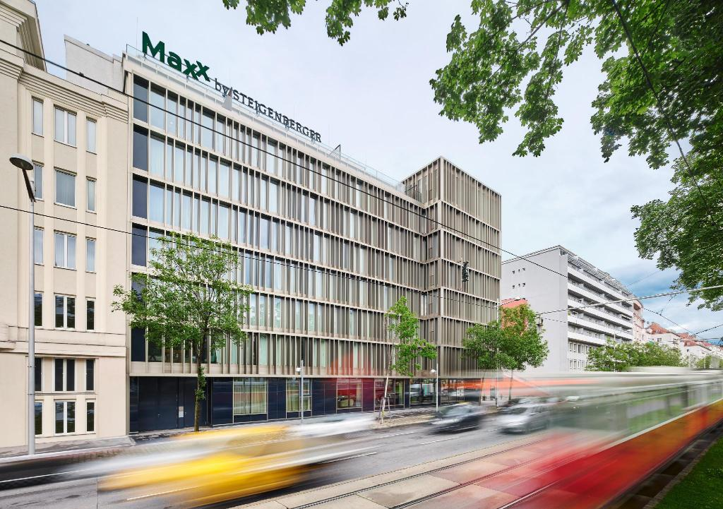 More about Maxx by Steigenberger Hotel Vienna