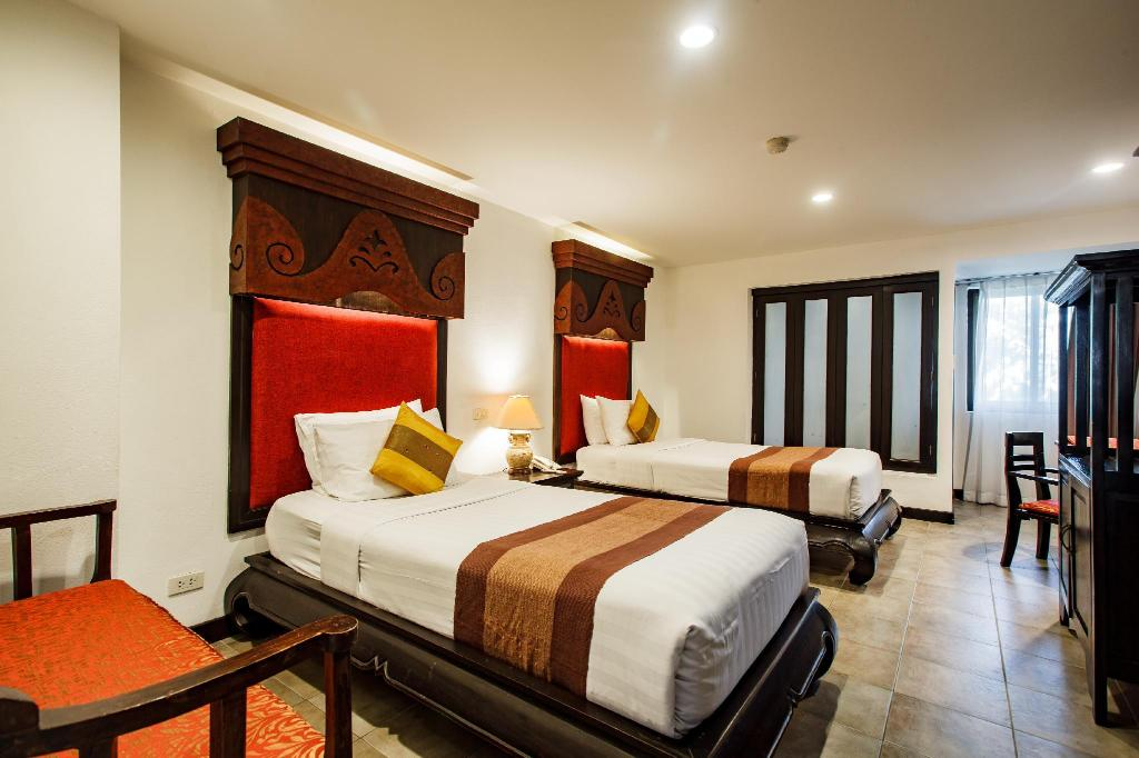 Superior 2 giường - Giường Raming Lodge Hotel