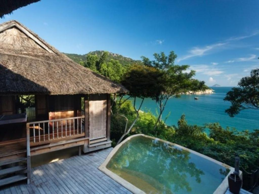 Hill Top Villa with Private Pool - Private pool Six Senses Ninh Van Bay