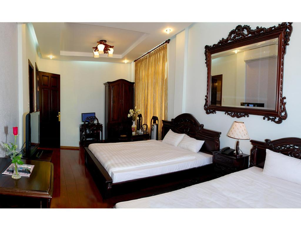 Superior Double or Twin Room Thai Binh 2 Hotel