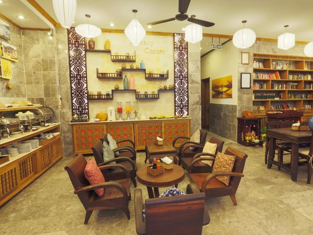 More about Vinh Hung Library Hotel