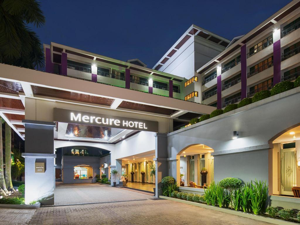 More about Mercure Yangon Kaba Aye