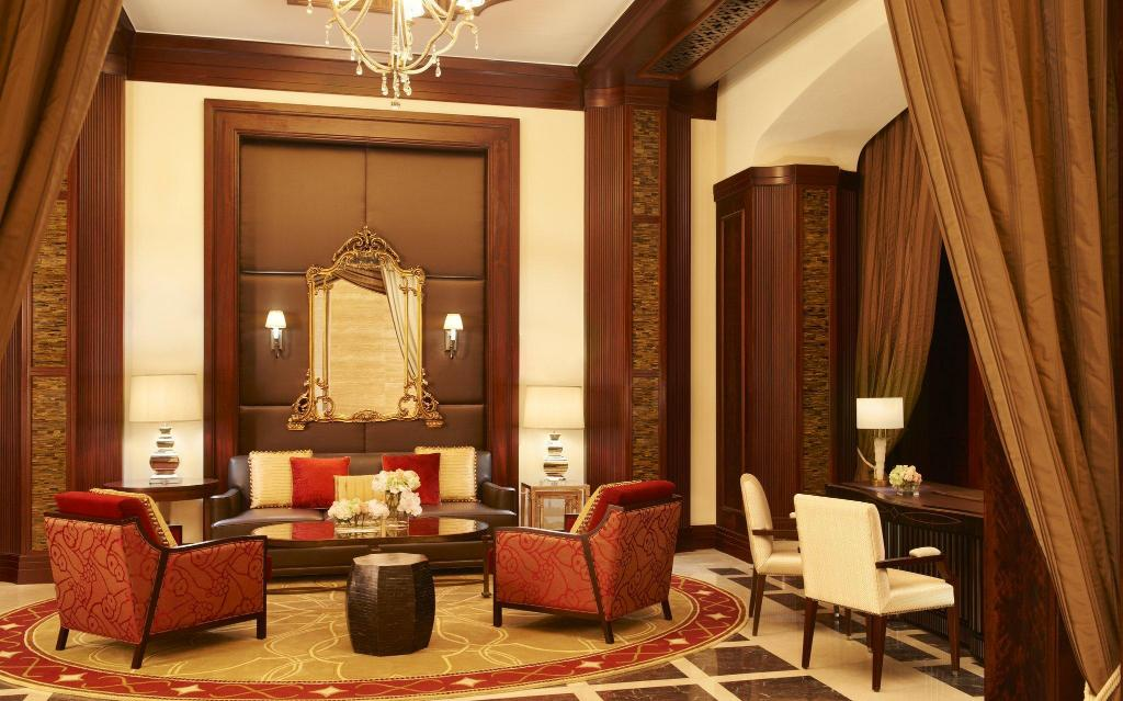 Interior view The St. Regis Abu Dhabi