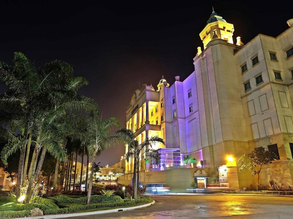 Waterfront Cebu City Hotel And