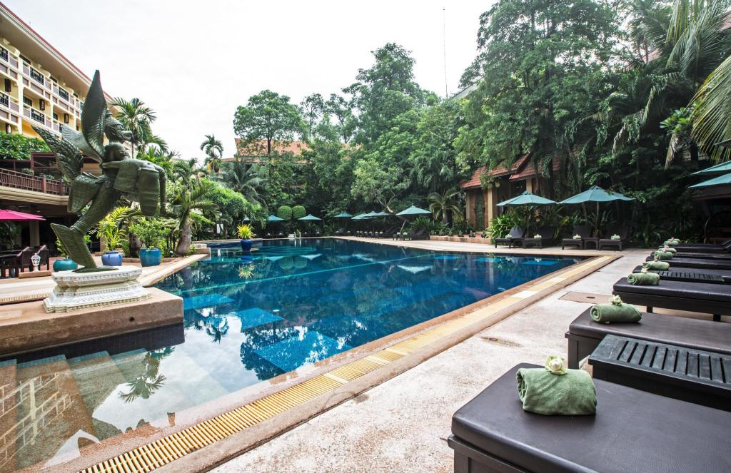Swimming pool [outdoor] Prince d'Angkor Hotel & Spa