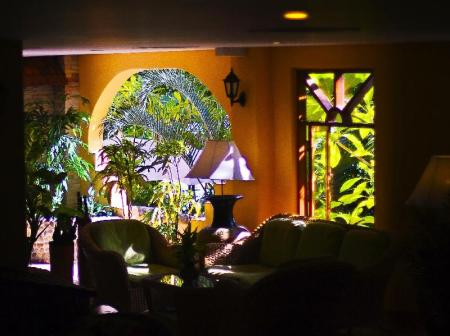 Lobby Pacific Club Resort