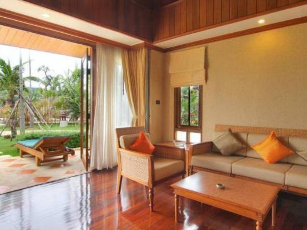 Vedere interior Andaman Princess Resort & Spa