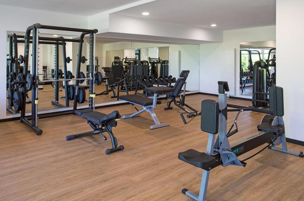 Fitness center Parkhotel CUP VITALIS