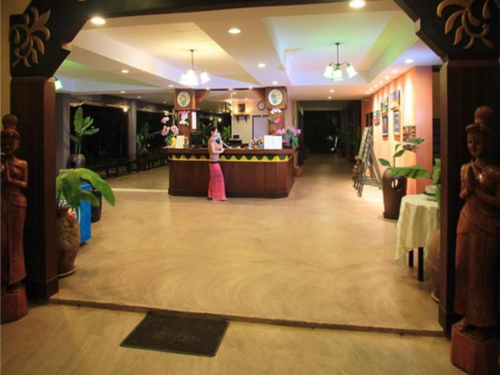 Interior view Bacchus Home Resort