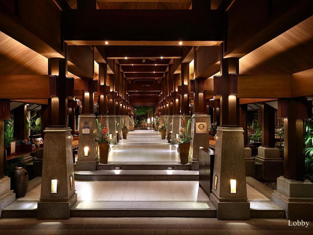 Lobby Bo Phut Resort & Spa
