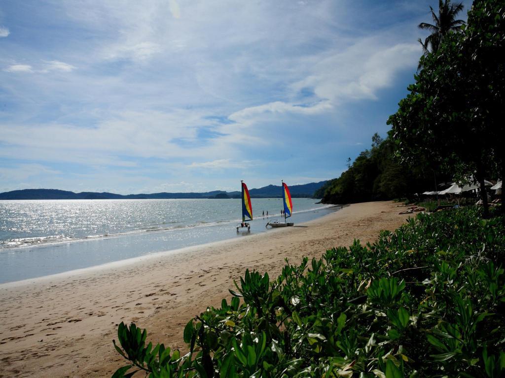 Beach Centara Grand Resort Villas Krabi