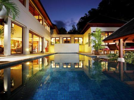 3 Bedroom Pool Villa The Pavilions Phuket