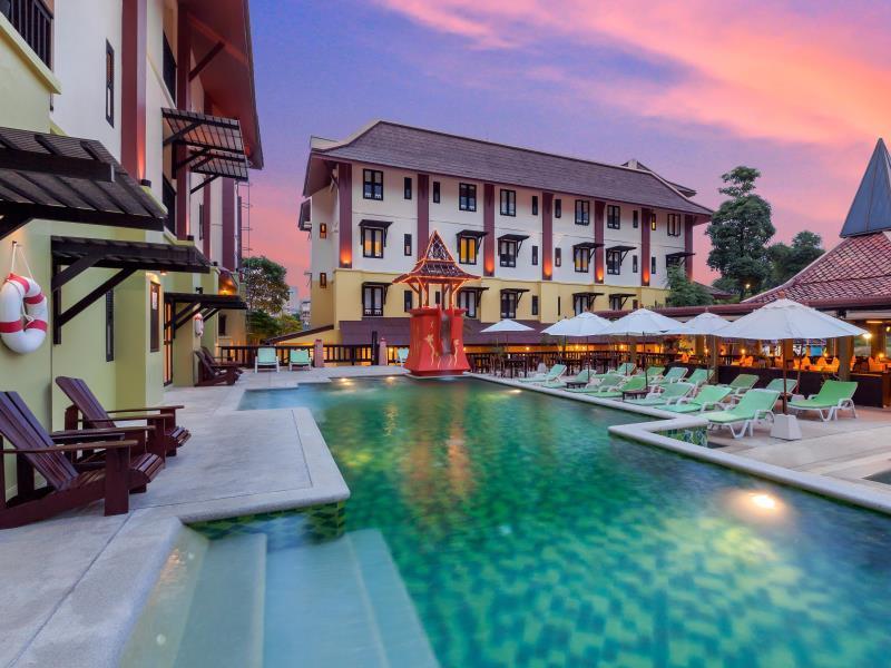 The Phulin Resort 3 (Phuket, Karon, Thailand): hotel description, service, reviews 91