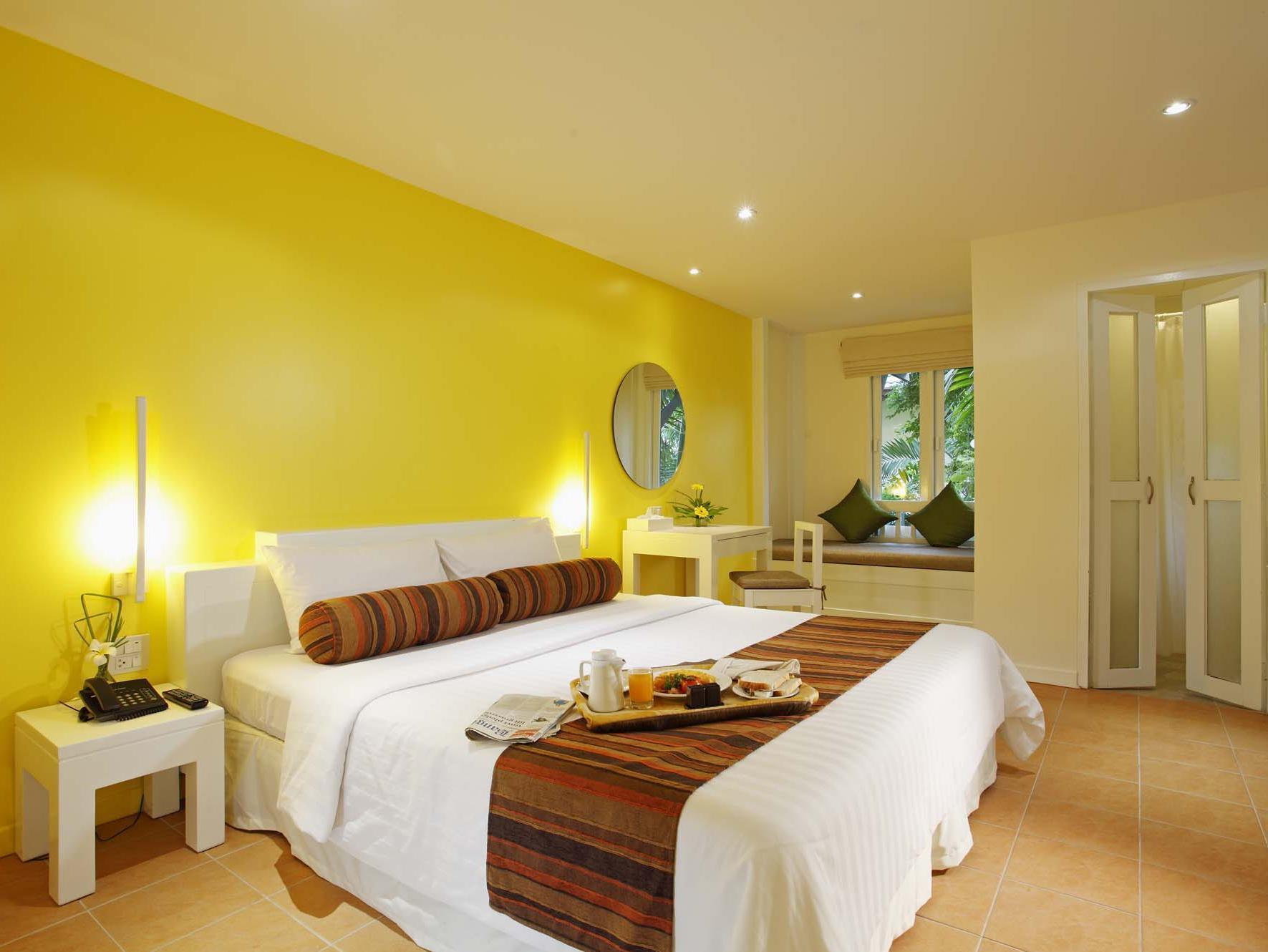 The Phulin Resort 3 (Phuket, Karon, Thailand): hotel description, service, reviews 96