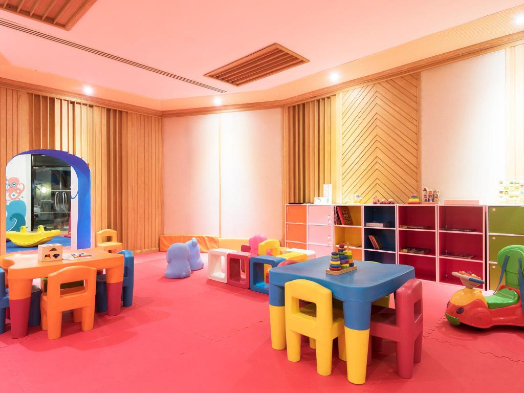Kids areas Rawi Warin Resort & Spa