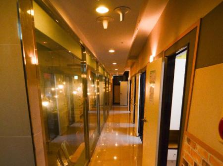 Interior view Kimchee Gangnam Guesthouse