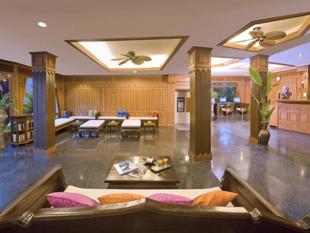 Lobby Thai House Beach